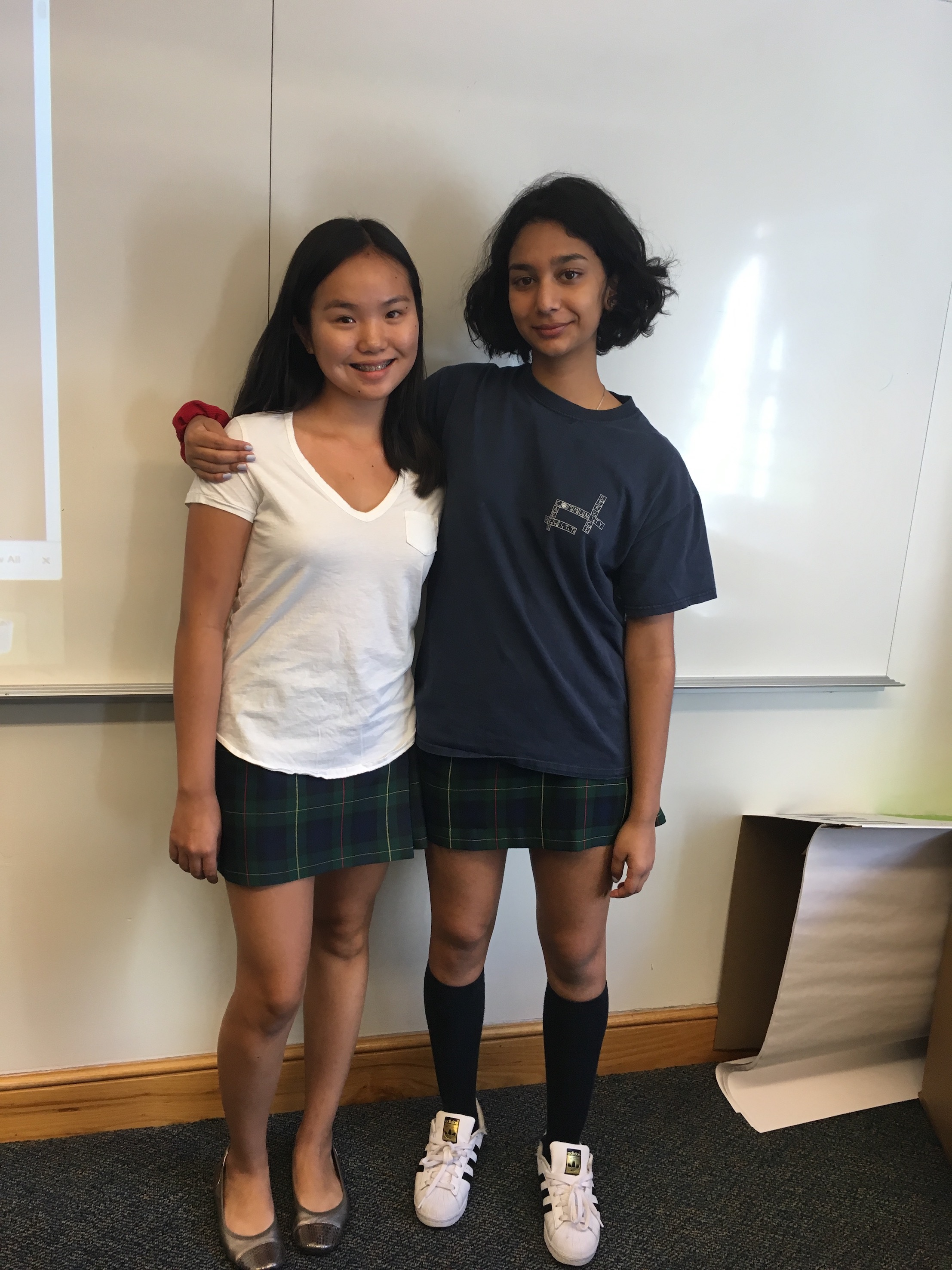 Editors-in-Chief: Sabrina Seneviratne and Maggie Curtis-Hardy