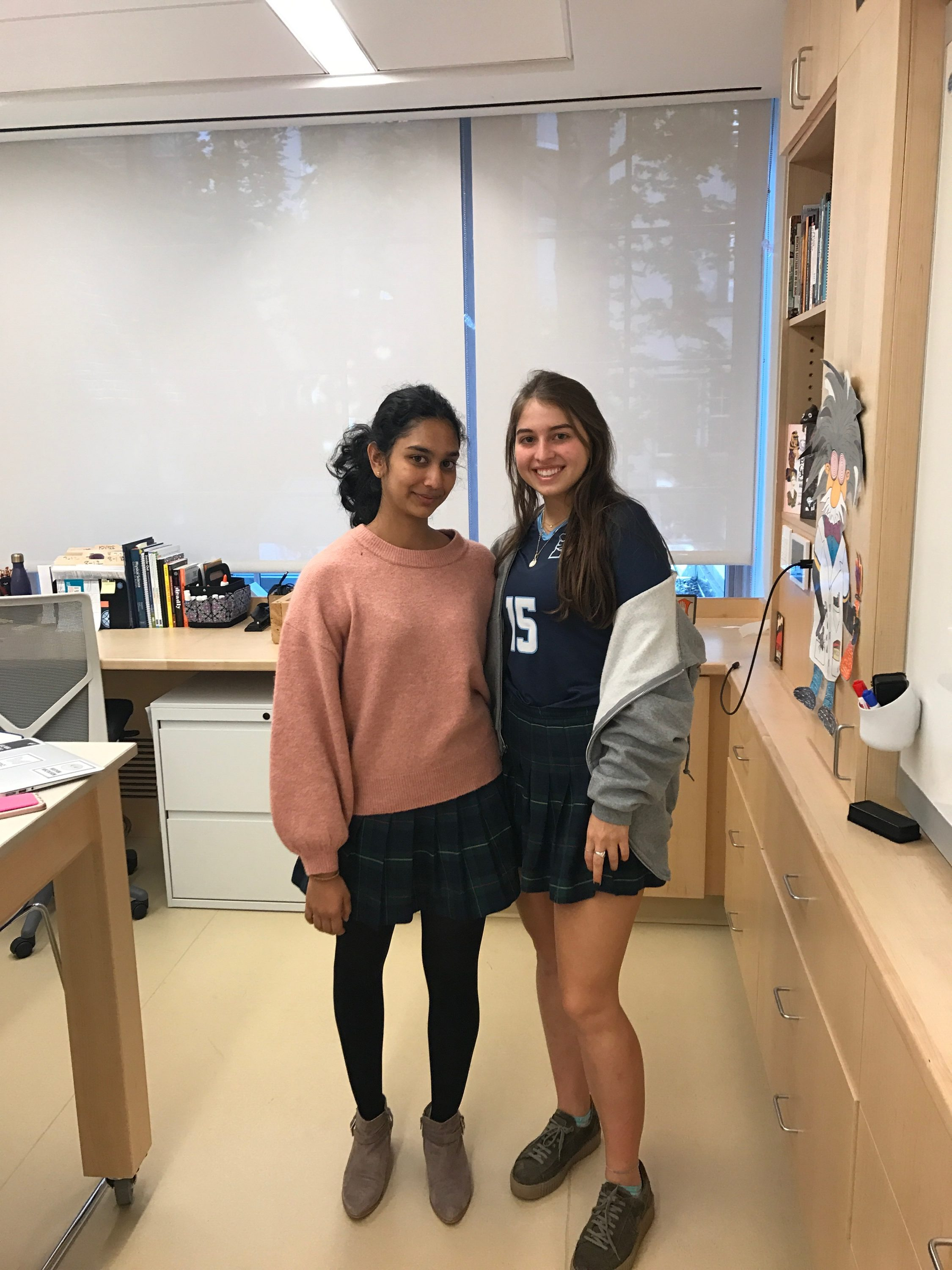 Editors-in-Chief: Sabrina Seneviratne and Carly Spilker